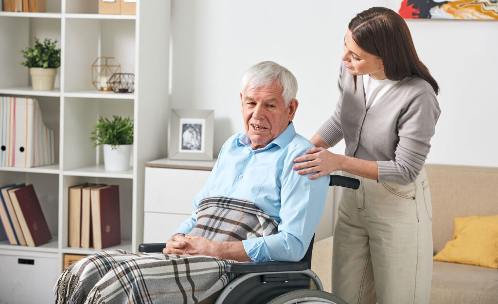 Physical Disabilities Care at MC Care Services